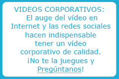 videos corporativos tras