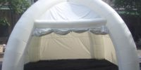 Carpa igloo Airland